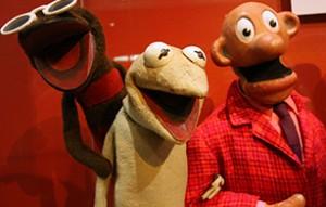 Harry, Kermit, and Sam