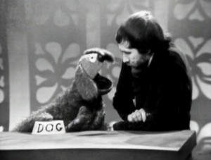 Rowlf protests too much.