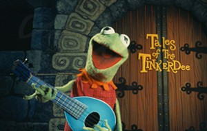 Kermit the Minstrel
