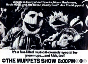TV Guide ad for the special.