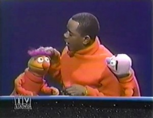Flip helps an Anything Muppet find himself.