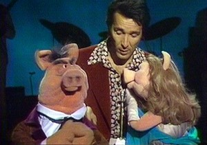 Hoggy Marsh tries to get Piggy a gig with Herb Alpert.