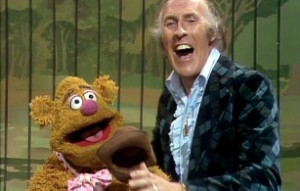 Forsyth and Fozzie duet.