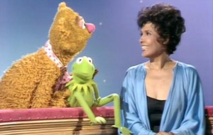 "Fozzie meets ""Doris Day""."