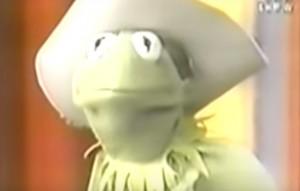 Cowboy Kermit
