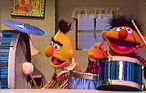 """""""Bert's Drum Set"""""""