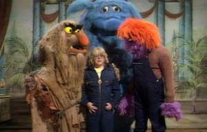 Paul Williams isn't even the tallest person on The Muppet Show!