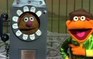 The Telephone Pole.
