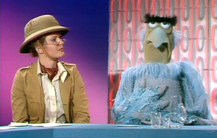 The Muppet Show 1.15: 'Candice Bergen'