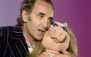 The Muppet Show 1.09: 'Charles Aznavour'